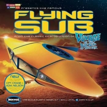 1:32 Flying Sub