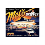 1:87th Mel'S Drive-In Kit
