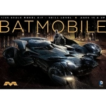 1:25 Batmobile - BvS The Dawn of Justice
