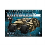 1:25 Armoured Tumbler with Bane Figure