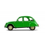 1:43 1979 Citroen 2 CV 6 Club  - Green