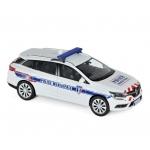 1:43 2016 Renault Megane Estate - Police Municipale