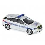 1:43 2016 Renault Megane Estate  - Transport Police