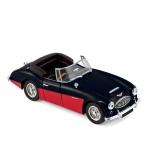 1:43 1964 Austin Healey 3000 MK3 - Black & Red