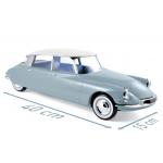1:12 1959 Citroën DS 19 - Bleu Nuage & Blanc Carrare