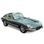 1:12 Jaguar E-Type Coupe 1962 - Green