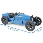 1:12 1925 Bugatti T35 - Blue