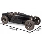 1:12 1925 Bugatti T35 - Black
