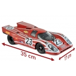 1:12 Porsche 917 24H France 1970 - Attwood / Herrmann