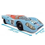 1:12 Porsche 917K - 24h France 1970 - Hobbs / Attwood