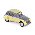 1:43 1985 Citroen 2CV Dolly - Rialto Yellow