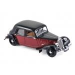 1:43 1935 Citroen 11 Legere Coupe-de-Ville - Dark Red