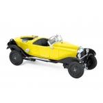 1:43 1923 Citroen B2 Caddy - Yellow