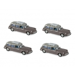 1:87 1960 Citroën ID Break - Typhon Grey