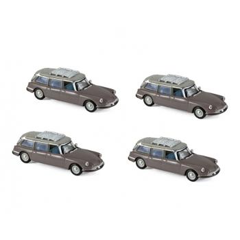 1:87 1960 Citroën ID Break - Typhon Grey