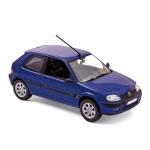 1:43 2000 Citroen Saxo VTS  - Mauritius Blue