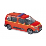 1:43 2020 Citroen Berlingo  - Pompiers