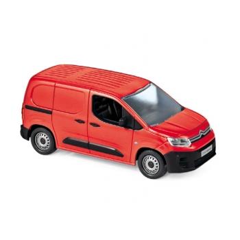 1:43 2018 Citroen Berlingo Van - Red