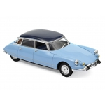 1:43 1967 Citroen DS 21 Pallas - Monte Carlo Blue