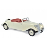 1:18 1939 Citroen Traction Avant 11 B Cabriolet - Cream