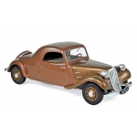 1:18 1938 Citroen Traction Avant 11B Coupé - Brown