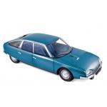 1:18 1974 Citroën CX 2000 - Delta Blue metallic