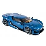1:18 2008 GT by Citroen -  Electric Blue