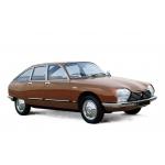 1:18 1978 Citroen GS Pallas - Cigale Brown