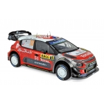 1:18 Citroën C3 WRC #10 - Winner Catalogne 2018