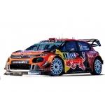 1:18 Citroen C3 WRC - Tour de Corse 2019 - S.Ogier / J.Ingrassia