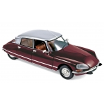 1:18 1972 Citroen DS 23 Pallas - Grenade Red