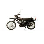1:18 1988 Yamaha XT500 - Black & Silver