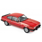 1:18 1983 Ford Capri 2.8i Injection - Red
