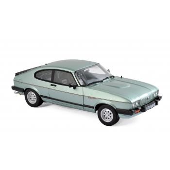 1:18 1982 Ford Capri Mk.III 2.8 Injection - Crystal Green met.