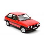 1:18 1981 Ford Fiesta XR2 - Red