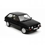1:18 1981 Ford Fiesta XR2 - Black