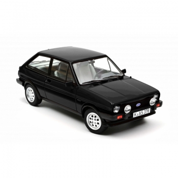 1:18 1981 Ford Fiesta XR2 - Black