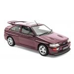 1:18 1992 Ford Escort Cosworth - Purple metallic