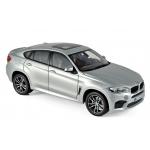 1:18 2016 BMW X6 M - Silver