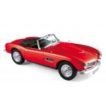 1:18 1956 BMW 507 Cabriolet - Red