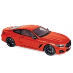 1:18 2019 BMW 850i - Orange Metallic