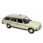1:18 1982 Mercedes-Benz 200 T  - Taxi