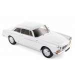 1:18 1967 Peugeot 404 Coupe - Arosa White