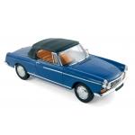 1:18 1967 Peugeot 404 Cabriolet - Blue