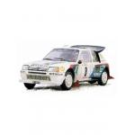1:18 Peugeot 205 T16 - Rallye Monte-Carlo 1986 - Bruno Saby/J.F. Fauchille