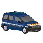 1:18 2018 Peugeot Partner - Gendarmerie