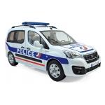 1:18 2017 Peugeot Partner - National Police