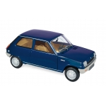 1:18 1973 Renault 5 - Dark Blue