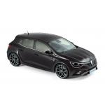 1:18 2017 Renault Megane R.S. - Black