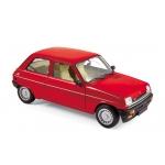 1:18 1982 Renault 5 Alpine Turbo - Red